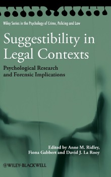 aps guidelines for psychological practice in forensic contexts 2013