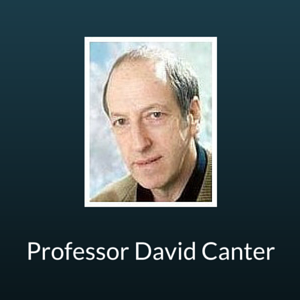 Professor David Canter