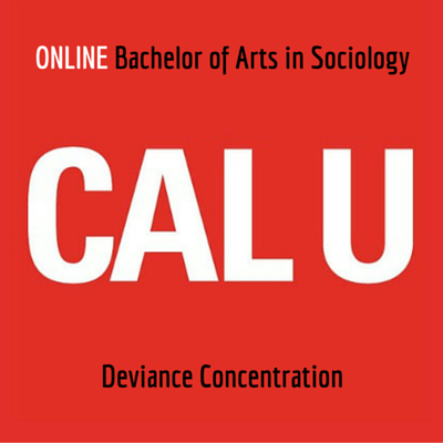 Bachelor of Arts in Sociology: (Deviance Concentration) at California University of Pennsylvania