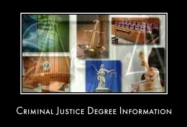 need and criminal justice degrees Criminal justice degree requirements a criminal justice education is ideal for someone who enjoys the intricacies of the law, has a strong sense of fairness and justice, and wants to work with their community to create a safer, more pleasant place to live.