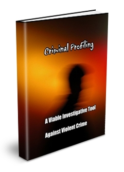criminal profiling related local literature in philippines Home » offender profiling and expert testimony: scientifically valid or criminal profiling is a tool to reduce the uncertainty courtesy of your local.
