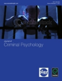 Criminal Behavior Research Topics
