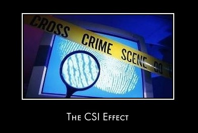Writing a research paper on The CSI effect.?