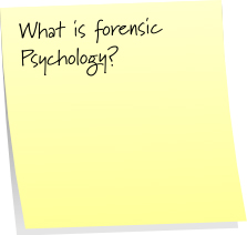 Definition Of Forensic Psychology