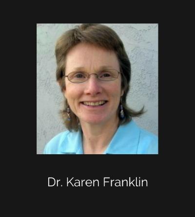 Interview with Dr. Karen Franklin