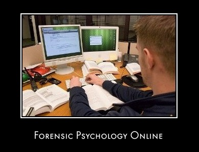Forensic Psychology Degree Route