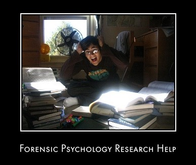 forensic psychology dissertation Clinical postdoctoral fellowship in forensic psychology – 2018 / 2019  his/her  dissertation, and obtained a doctoral degree in clinical, clinical forensic,.