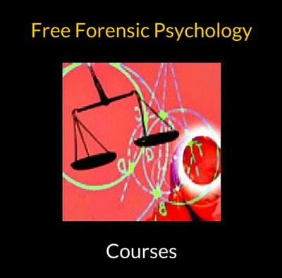 Free Forensic Psychology Courses