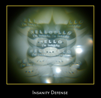 insanity as a defence Revision notes on defence of insanity for criminal law with video tutorial and case list.