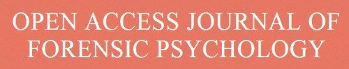 Free Forensic Psychology Journals