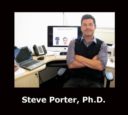Forensic Psychologist Steve Porter