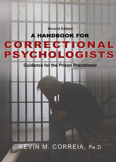 A Handbook for Correctional Psychologists