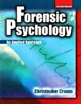 Forensic Psychology Recommended Reading