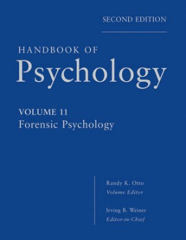 forensic psychology book of the month