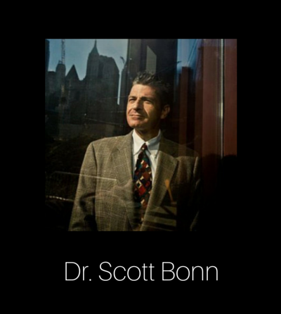 Interview with Dr. Scott Bonn